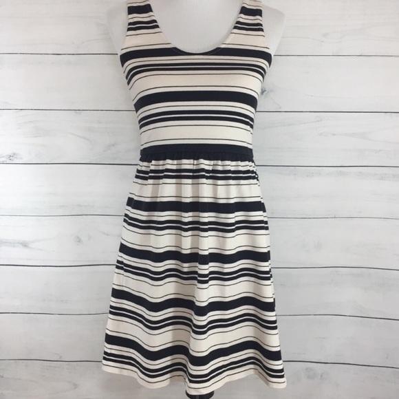 J. Crew 'Villa Dress in Stripe'
